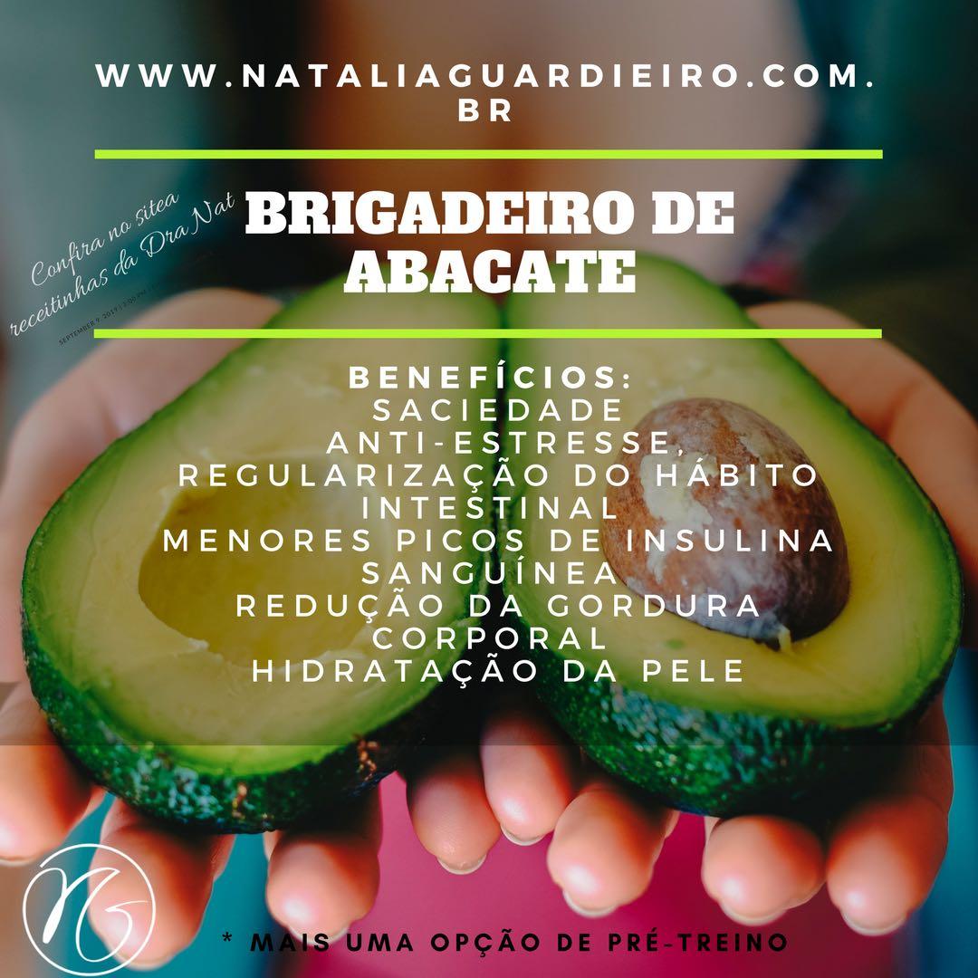 Brigadeiro de Abacate